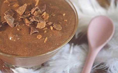Divine mousse au chocolat