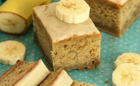 Gâteau moelleux aux bananes