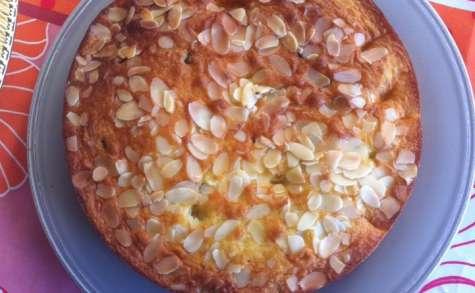 Gâteau à la poire et aux pépites de chocolat - Pamcakes
