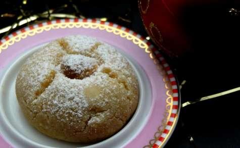 Biscuits de Noël vegan aux noisettes