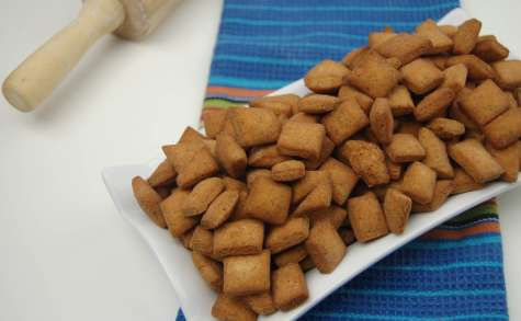 Croquettes africaines (chin chin)