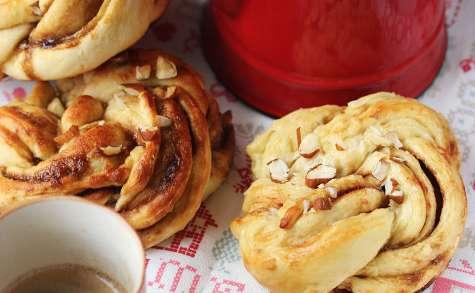 Kannelbullar, pains suédois à la cannelle