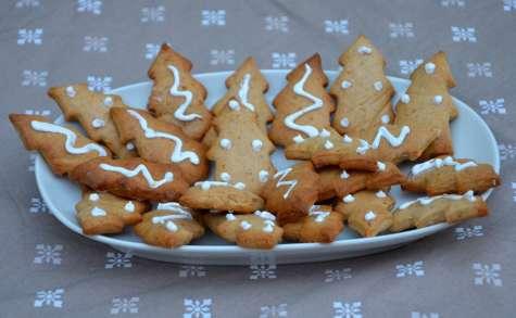 Pepperkaker, biscuits de Noël norvégiens