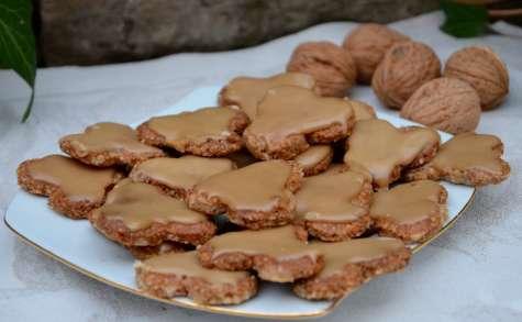 Biscuits Suisses aux noix