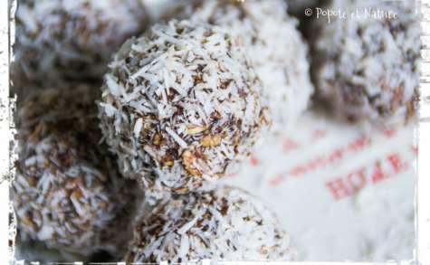 Les calots norvégiens au chocolat ou sjokolade kuler