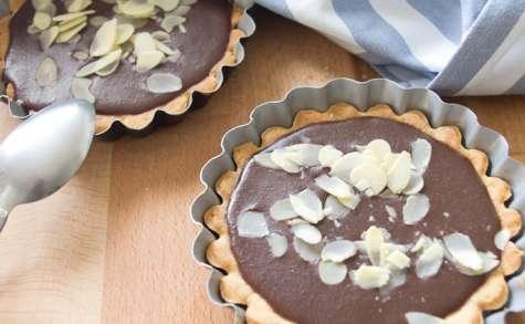 """Tarte """"chocolate fudge"""" pour un saut en enfance"""