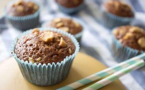Gâteau caramel et noix de Macadamia