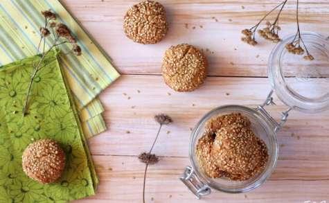 Biscuits sésame et miel