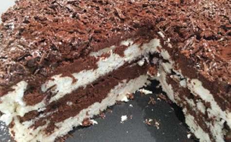 Merveilleux au Chocolat de Julie Andrieu