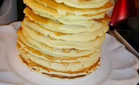 Pan-cakes maison