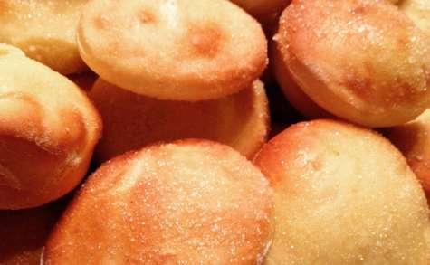 Petits beignets au four sans friture