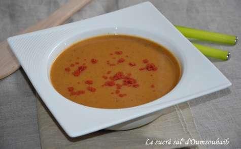 Soupe Turque de lentilles corail