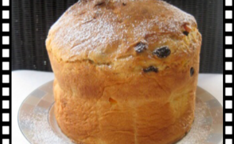 Panettone traditionnelle