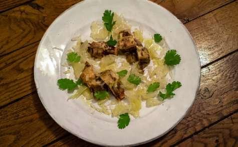 Petits artichauts de Sicile en salade
