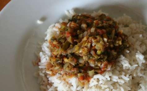 Poireaux sauce tomate