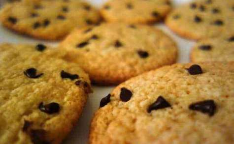 Cookies chocolat coco - Pamcakes