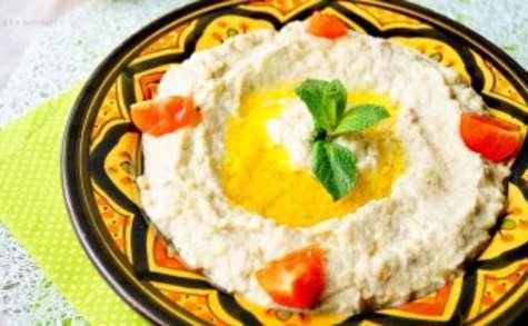 Baba Ghanouj Mtabal Caviar D'Aubergine A La Libanaise