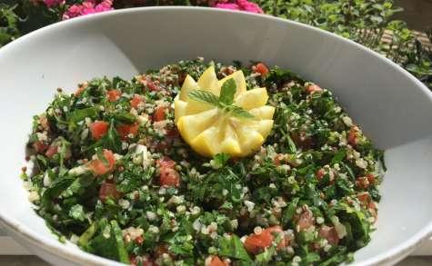 Tabbouleh au quinoa
