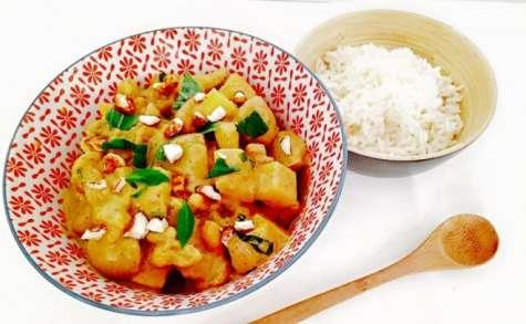 Un curry parfumé et délicieux