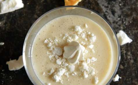 Milk-shake façon Tarte au Citron meringuée