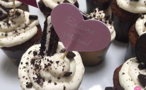 Cupcakes Oréo