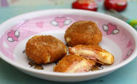 Mini cordon bleu de babybel