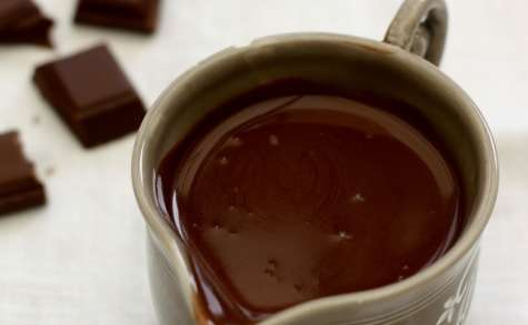 Sauce au chocolat maison