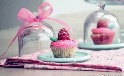 Mini cupcakes à la framboise