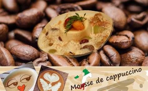 Mousse de cappuccino au mascarpone