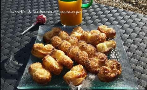 Petit coeur de palmier au sucre