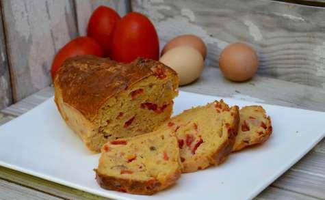 recettes de tomates moutarde par la p 39 tite cuisine de pauline cake au thon tomate et moutarde. Black Bedroom Furniture Sets. Home Design Ideas