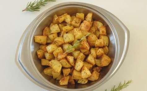 Pommes de terre rôties au romarin
