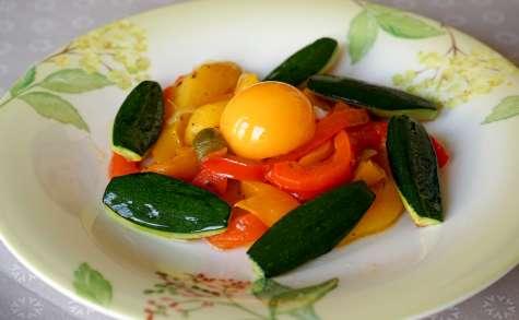 L'œuf confit
