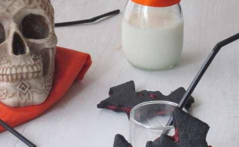 Sablés d'Halloween fourrés