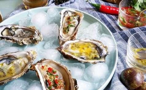 3 vinaigrettes originales pour accompagner les huîtres