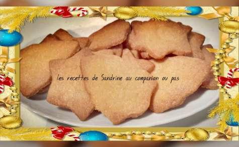 Biscuits vanillés