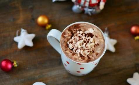 Chocolat chaud gourmand de Noël