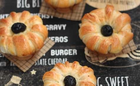 Petits pains épinards