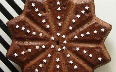 Brownie aux noix, amandes, noisettes et pistaches