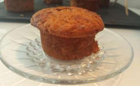 Muffins vanille et framboise