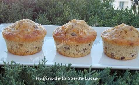 Muffins de la Sainte Lucie