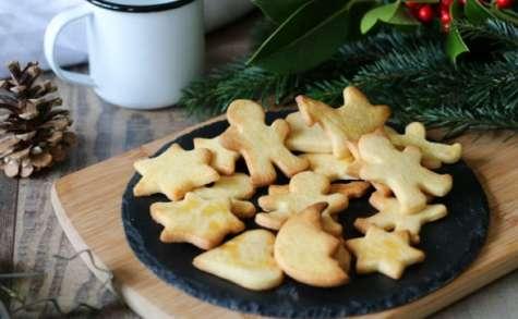 Butterbredele (Biscuits au beurre) - Bredele d'Alsace