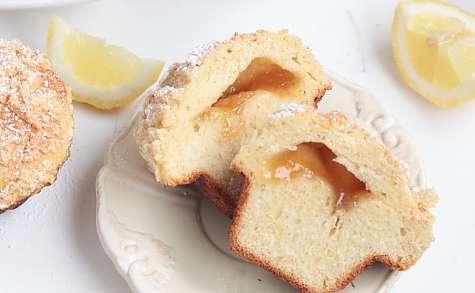 Briochettes à la confiture de citron