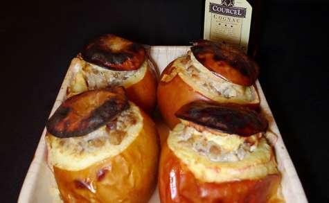 Pommes farcies aux deux viandes
