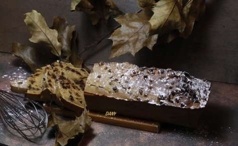 Cake de gaudes au chocolat