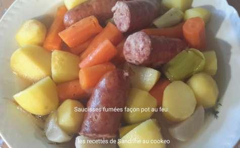 recettes de saucisses fumées par recettes au companion ou pas