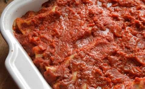 Cannelloni au Brocciu