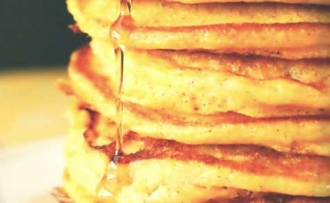Mes Pancakes à la vanille