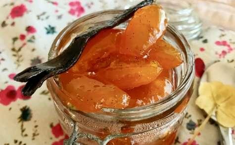 Confiture de Kumquats à la vanille de Madagascar