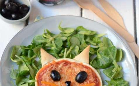La pizza chat